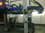 TVR body-off chasis restoration by TaylorTVR