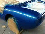 TVR Griffith 500 rebuild by TaylorTVR