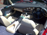 TVR Chimaera new interior by TaylorTVR
